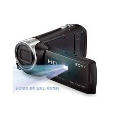 SONY HDR-PJ410 캠코더대여 Full-HD(1920x1080p,60프레임)  60배줌 (24시간기준)