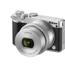 니콘1 J5 미러리스카메라 +10-30mm렌즈포함(24시간대여기준)